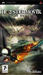 Hra pre PSP IL-2 Sturmovik: Birds of Prey