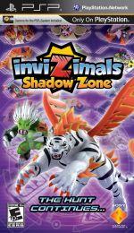 Hra pre PSP Invizimals: Shadow Zone (promo)