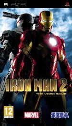 Hra pre PSP Iron Man 2