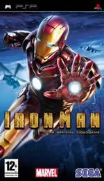 Hra pre PSP Iron Man