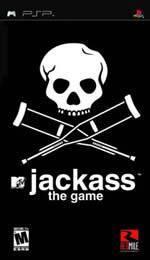 Hra pre PSP Jackass: The Game