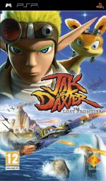 Hra pre PSP Jak and Daxter: Lost Frontier