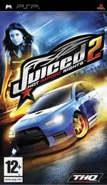 Hra pre PSP Juiced 2: Hot Import Nights