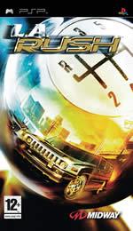 Hra pre PSP L.A. Rush