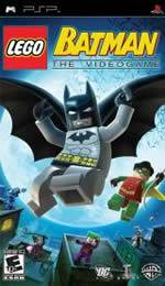 Hra pro PSP LEGO Batman: The Videogame