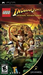 Hra pre PSP LEGO Indiana Jones: The Original Adventures