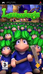 Hra pre PSP Lemmings