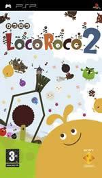 Hra pre PSP Loco Roco 2
