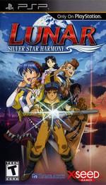 Hra pre PSP Lunar: Silver Star Harmony