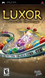 Hra pre PSP Luxor: Pharaohs Challenge