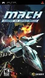 Hra pre PSP M.A.C.H. - Modified Air Combat Heroes