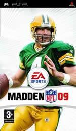 Hra pre PSP Madden NFL 09