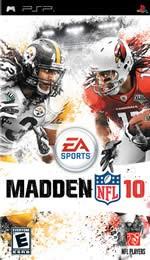 Hra pre PSP Madden NFL 10