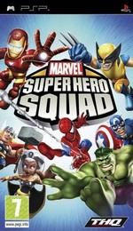 Hra pre PSP Marvel Super Hero Squad