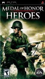 Hra pre PSP Medal of Honor: Heroes