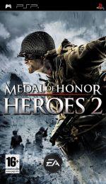 Hra pre PSP Medal of Honor: Heroes 2