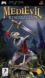 Hra pre PSP MediEvil Resurrection