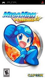 Hra pre PSP Mega Man Powered Up