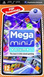 Hra pro PSP Mega minis Compilation 1