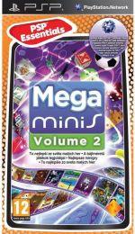 Hra pro PSP Mega minis Compilation 2
