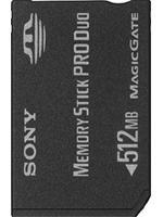 Príslušenstvo pre PSP MEMORY STICK PRO DUO - 512MB