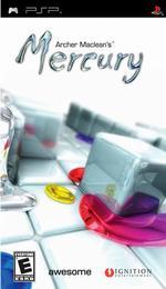 Hra pre PSP Mercury