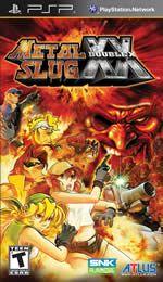 Hra pre PSP Metal Slug XX