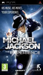 Hra pre PSP Michael Jackson: The Game (Experience)