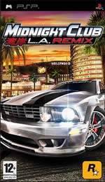 Hra pre PSP Midnight Club 4: Los Angeles Remix