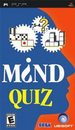 Hra pre PSP Mind Quiz