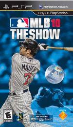 Hra pre PSP MLB 10: The Show