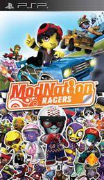Hra pre PSP ModNation Racers