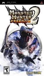 Hra pre PSP Monster Hunter Freedom 2