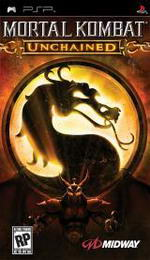 Hra pre PSP Mortal Kombat: Unchained