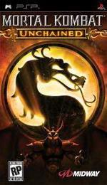Hra pre PSP Mortal Kombat: Unchained