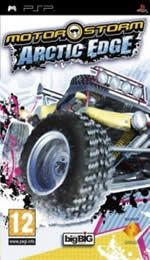 Hra pre PSP MotorStorm: Arctic Edge