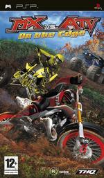 Hra pre PSP MX vs ATV On the Edge