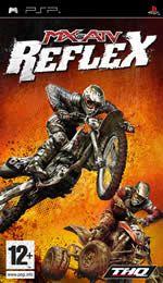 Hra pre PSP MX vs. ATV: Reflex