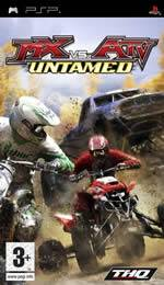 Hra pre PSP MX vs. ATV Untamed