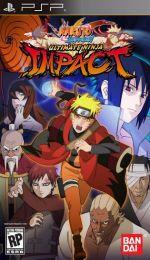 Hra pre PSP Naruto Shippuden: Ultimate Ninja Impact