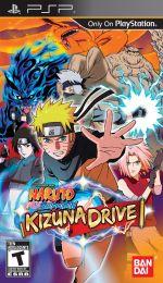 Hra pre PSP Naruto Shippuden: Kizuna Drive