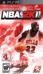 Hra pre PSP NBA 2K11