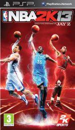 Hra pre PSP NBA 2K13