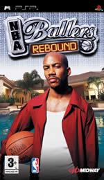 Hra pre PSP NBA Ballers Rebound