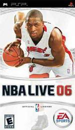 Hra pre PSP NBA Live 06