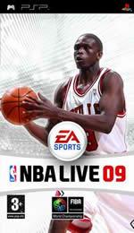 Hra pre PSP NBA Live 09
