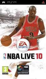 Hra pre PSP NBA Live 10