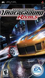 Hra pro PSP Need for Speed Underground: Rivals