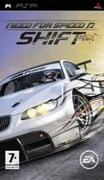 Hra pre PSP Need For Speed: SHIFT