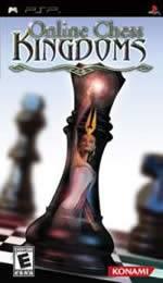 Hra pre PSP Online Chess Kingdoms